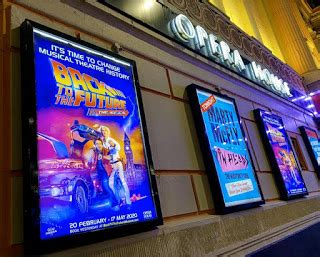 The musical version of the hit film 'back to the future' will open for its world premiere in manchester this evening. Back To The Future The Musical, Manchester Opera House | Review
