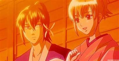 Gintama Hijikata Mitsuba Toshiro Female Characters Okita