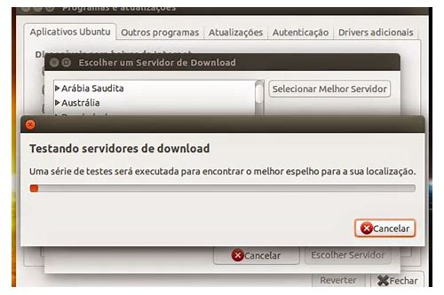 faça o baixar do servidor de retransmissão localização