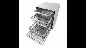 Lg Dishwasher Model  Ldp6796st First Look
