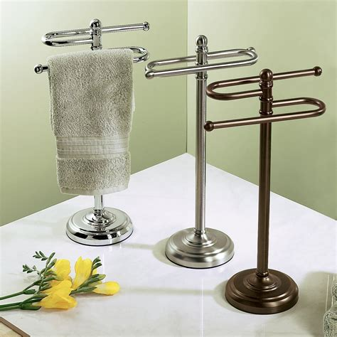 counter top table popular items of towel stand homesfeed