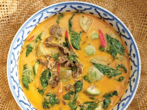 cuisine au wok recettes curry de boeuf au lait de coco recettes femme actuelle