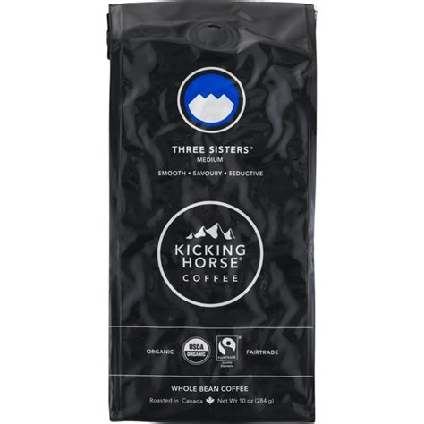 Natalia is a full time student at fort lewis college and lucky for us she decided to take online courses this. Aisle 8 - Kicking Horse Organic Coffee 3 Sisters-10 oz | Takoma Park Silver Spring Co-op