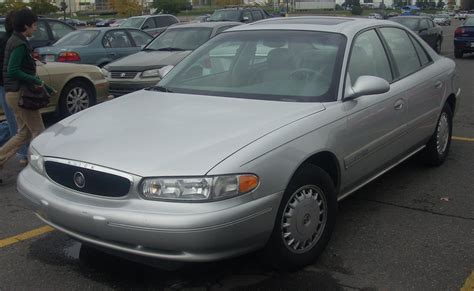 Buick Century 2002 by File 1997 2002 Buick Century Jpg Wikimedia Commons