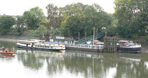 River Boat To Kew Gardens by Kew Pier