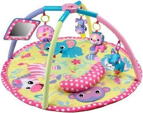 Baby Floor Play Gym & Mat
