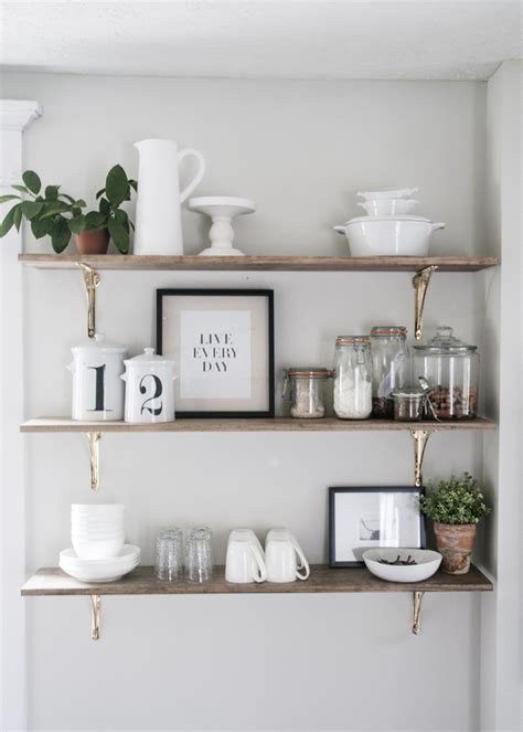 open kitchen shelves decorating ideas 8 ways to style open shelving in the kitchen open