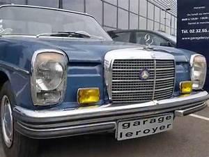 Leroyer Mercedes : mercedes 250 ce coup w114 youtube ~ Gottalentnigeria.com Avis de Voitures