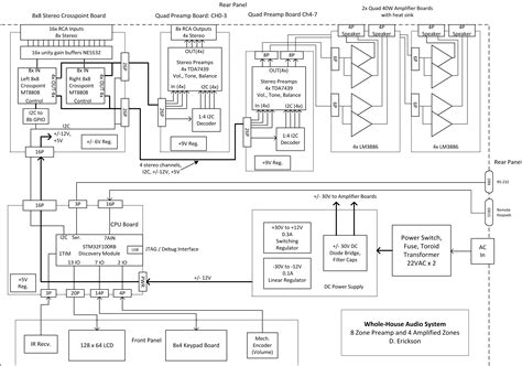 Volt Speaker With Volume Control Wiring Diagram