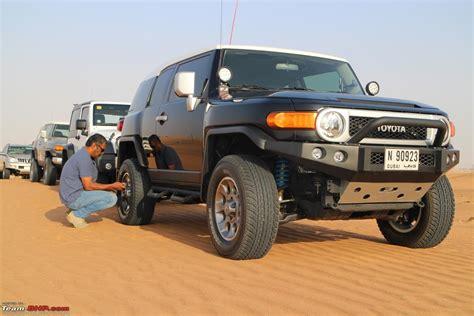 jeep dubai dune bashing in dubai with the fj cruiser jeep wrangler