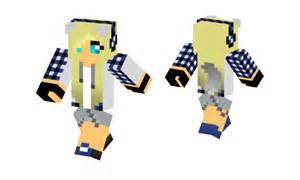 Cat Girl Minecraft Skin
