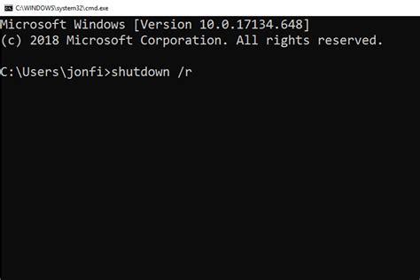 properly rebootrestart  windows computer