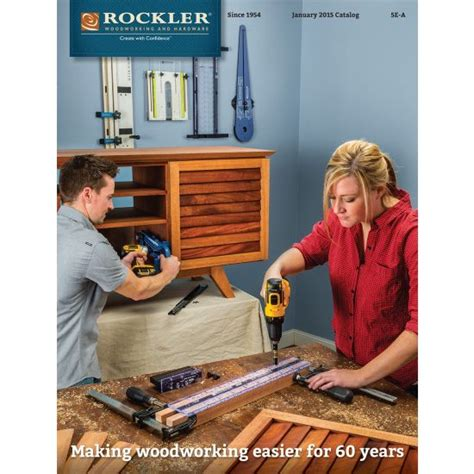 rockler woodworking  hardware international catalog