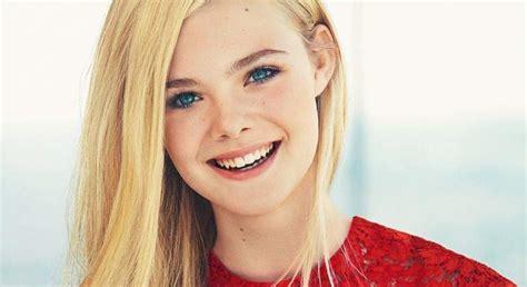 Elle Fanning Announced as New Face of L'Oréal Paris Makeup . Teen Vogue