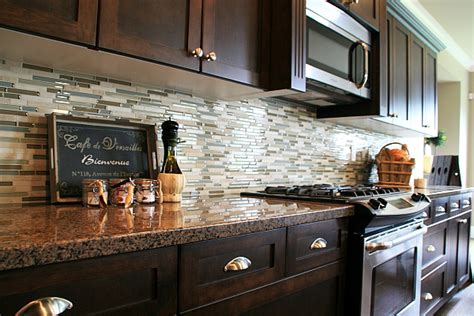 Pictures Of Kitchens With Backsplash : Tile Backsplash Ideas For Kitchens- Kitchen Tile