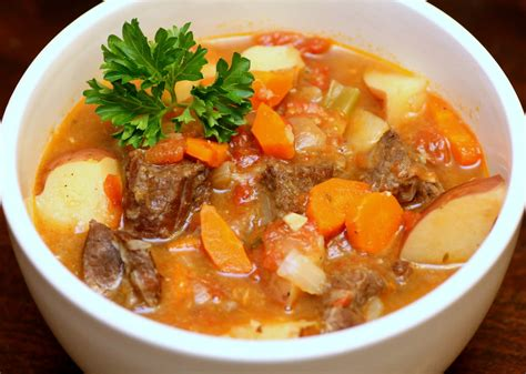 crock pot beef stew with food facts recipe corner page 7