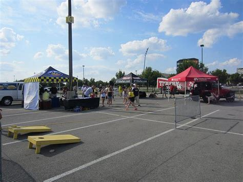 1067 the fan audio columbus crew tailgate with 97 1 the fan columbus car audio