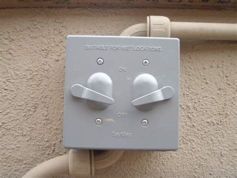 outdoor wiring electrical