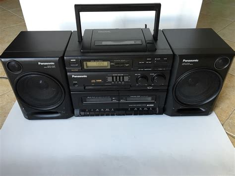 Cassette Player Boombox by Sony Portable Cassette Player Am Fm Radio Boombox Cfs B11