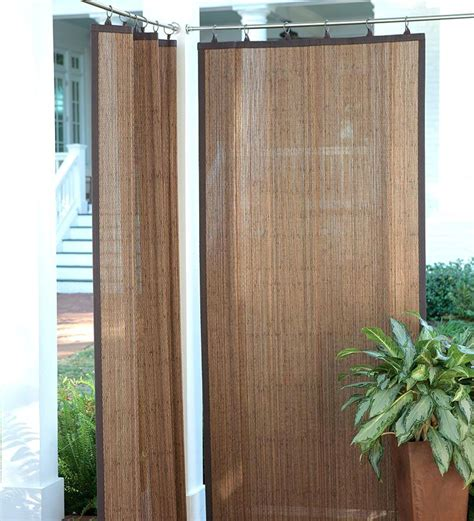 Outdoor Drapes Ikea by Sheer Outdoor Curtains For Patio Black Ikea Ibooinfo