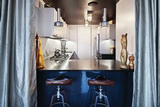 lighting a kitchen time square pied a terre 3769