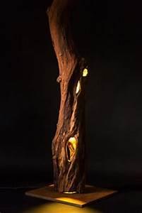 Lichtobjekte Aus Holz : details zu stehlampe lampe beleuchtung strahler stehleuchte design leuchte holz uhr kaktus ~ Sanjose-hotels-ca.com Haus und Dekorationen