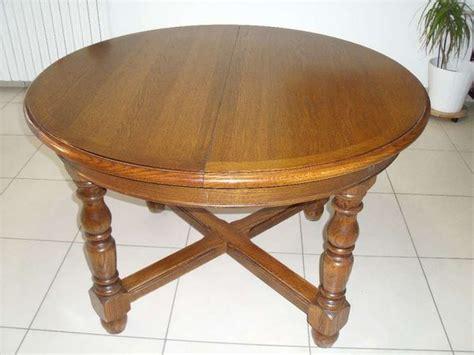 table ronde bois avec rallonge table ronde ovale rallonge clasf
