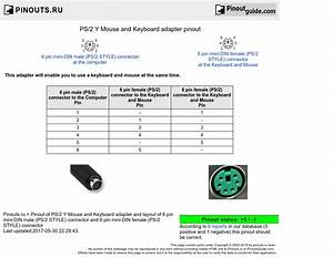 Male To Male Usb Wiring Diagram