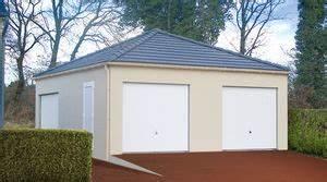 Garage Bois 40m2 : garages pr fabriqu s en b ton et b ton aspect bois sur mesure ~ Melissatoandfro.com Idées de Décoration