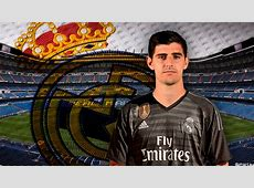 Transfer Market Official Real Madrid sign Courtois