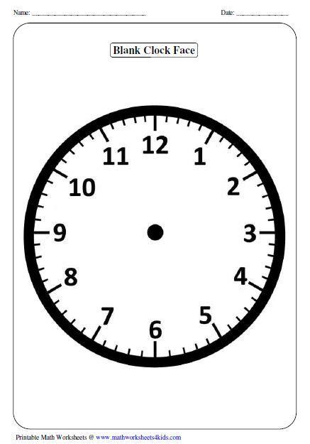 blank clock largepng   images clock