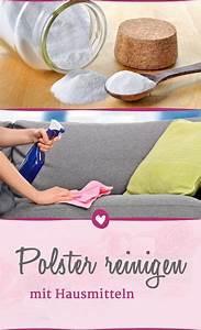 Couch Polster Reinigen : polster reinigen so befreien sie ihr sofa von muffigem geruch haushaltsmittel pinterest ~ Markanthonyermac.com Haus und Dekorationen