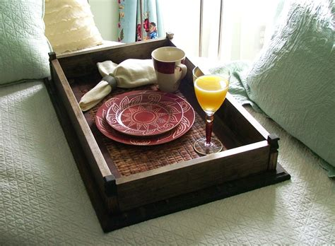 Build A Breakfast-in-bed Tray