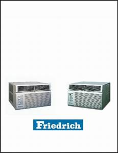 Friedrich Wallmaster We09a33d Air Conditioner Service