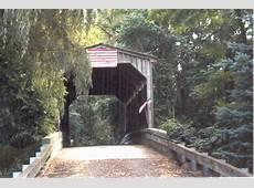 Bridgehuntercom Browne's Cedar Covered Bridge 3013C