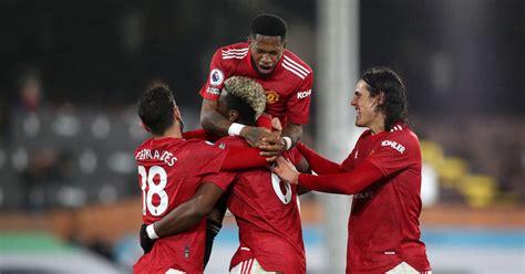 Man United player ratings vs Fulham: Edinson Cavani and ...