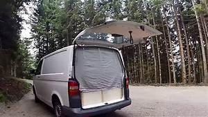 T5 Ausbau Anleitung : umbau vw t5 transporter zu camper youtube ~ Kayakingforconservation.com Haus und Dekorationen