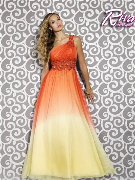 top  ideas  beautiful orange dresses  pinterest
