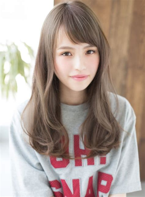smoky  sophisticated ash brown hair color