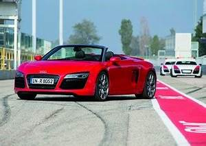 Audi R8 Fiche Technique : fiche technique audi r8 spyder 4 2 v8 fsi 430ch quattro l 39 ~ Maxctalentgroup.com Avis de Voitures