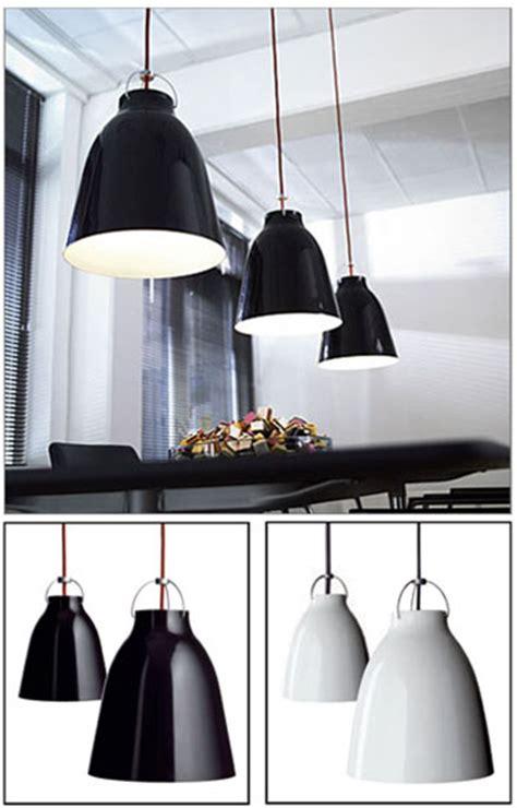 light years design cecilie manz caravaggio modern pendant