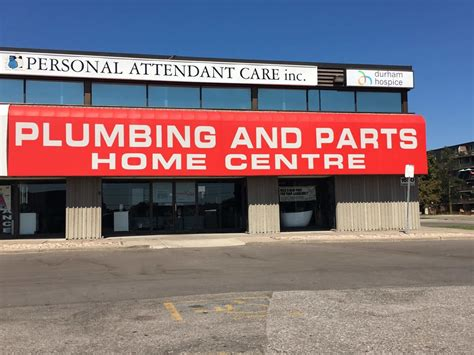 Plumbing & Parts Home Centre  Whitby, On  1650 Dundas St