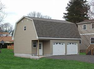 two car garages from the amish in pa With amish garages prices