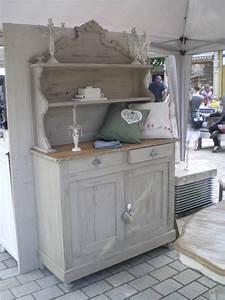 meuble st hubert patine mastic quot vendu quot photo de With exceptional meuble cuisine couleur taupe 2 peinture et patine sur meubles