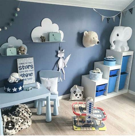 Kinderzimmer Gestalten Junge Blau by Kinderzimmerm F 252 R Jungen Kinderzimmer Ideen Toddler