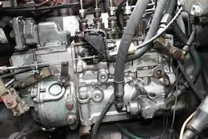 New Injection Pump Out Of Timing