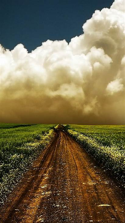Country Wallpapers Iphone Heaven Road Travel Backgrounds