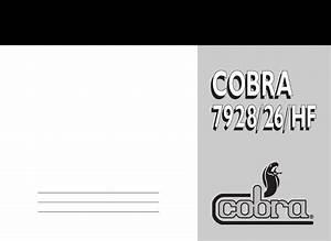 Cobra Electronics Automobile Alarm 7928 User Guide