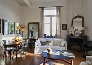 l39interieur vintage d39une chineuse e magdeco magazine With magazine decoration d interieur