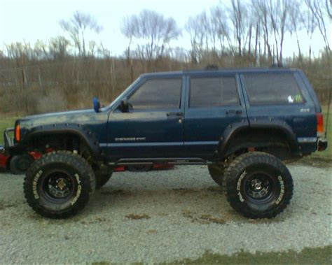 green jeep cherokee lifted lifted jeep cherokee quotes